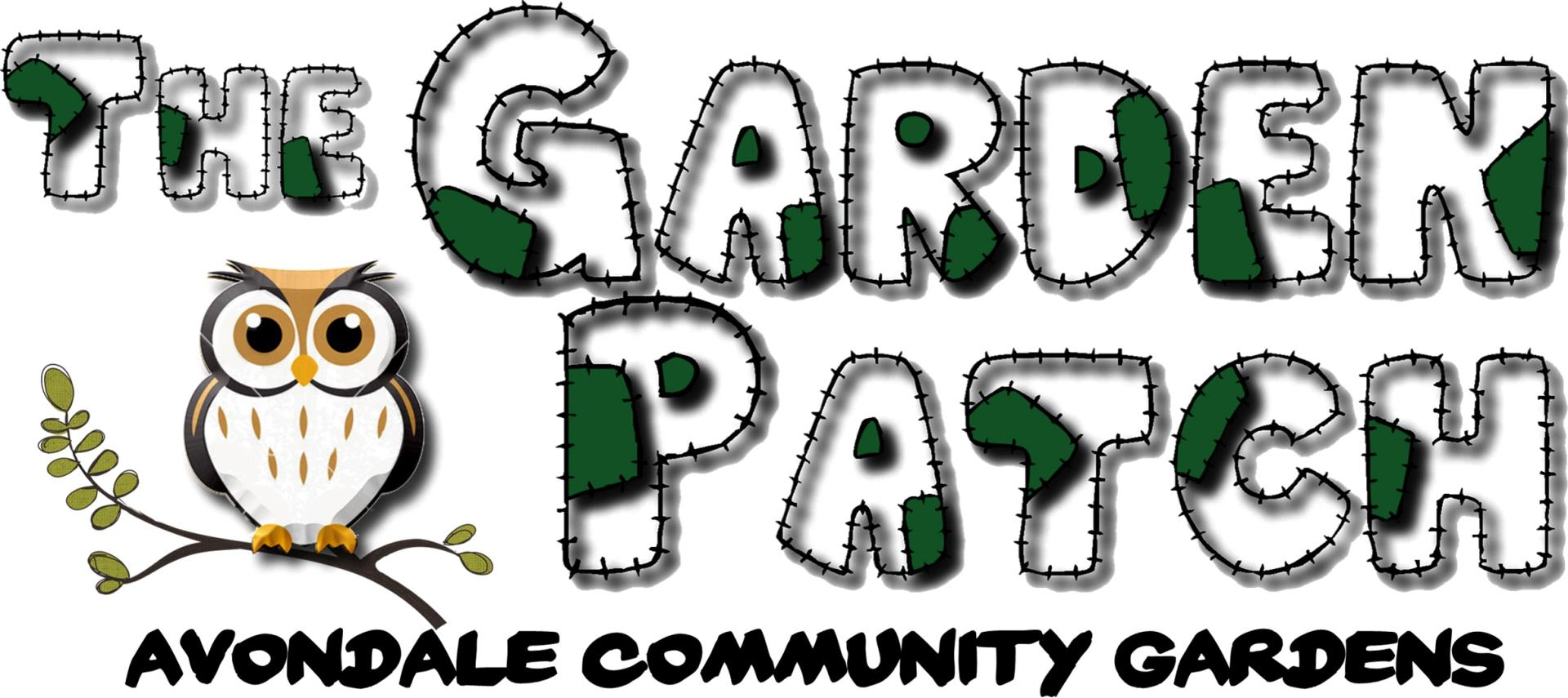 The Garden Patch Community Garden logo
