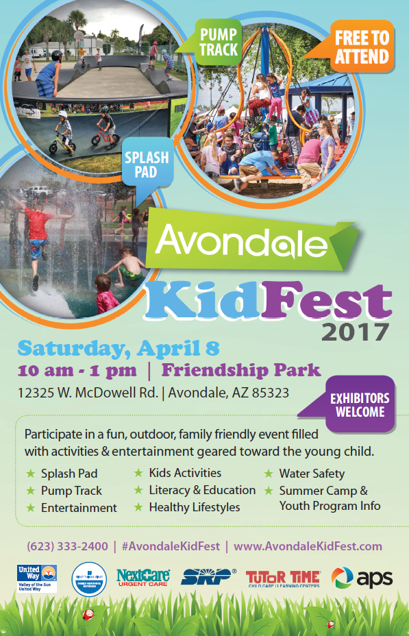 KidFest | Special Events | City of Avondale