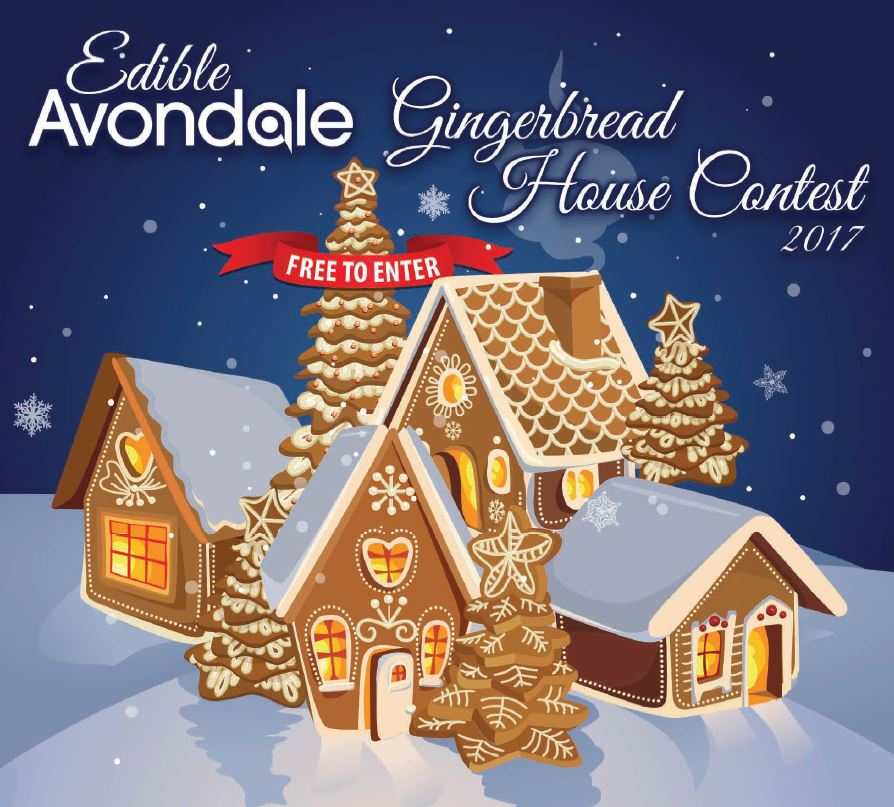 Avondale's Winterfest Celebration will feature Gingerbread House Contest