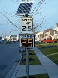speed display sign (002)