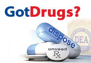 Clean Out Your Medicine Cabinets: Dispose Unwanted Prescription Drugs, April 28