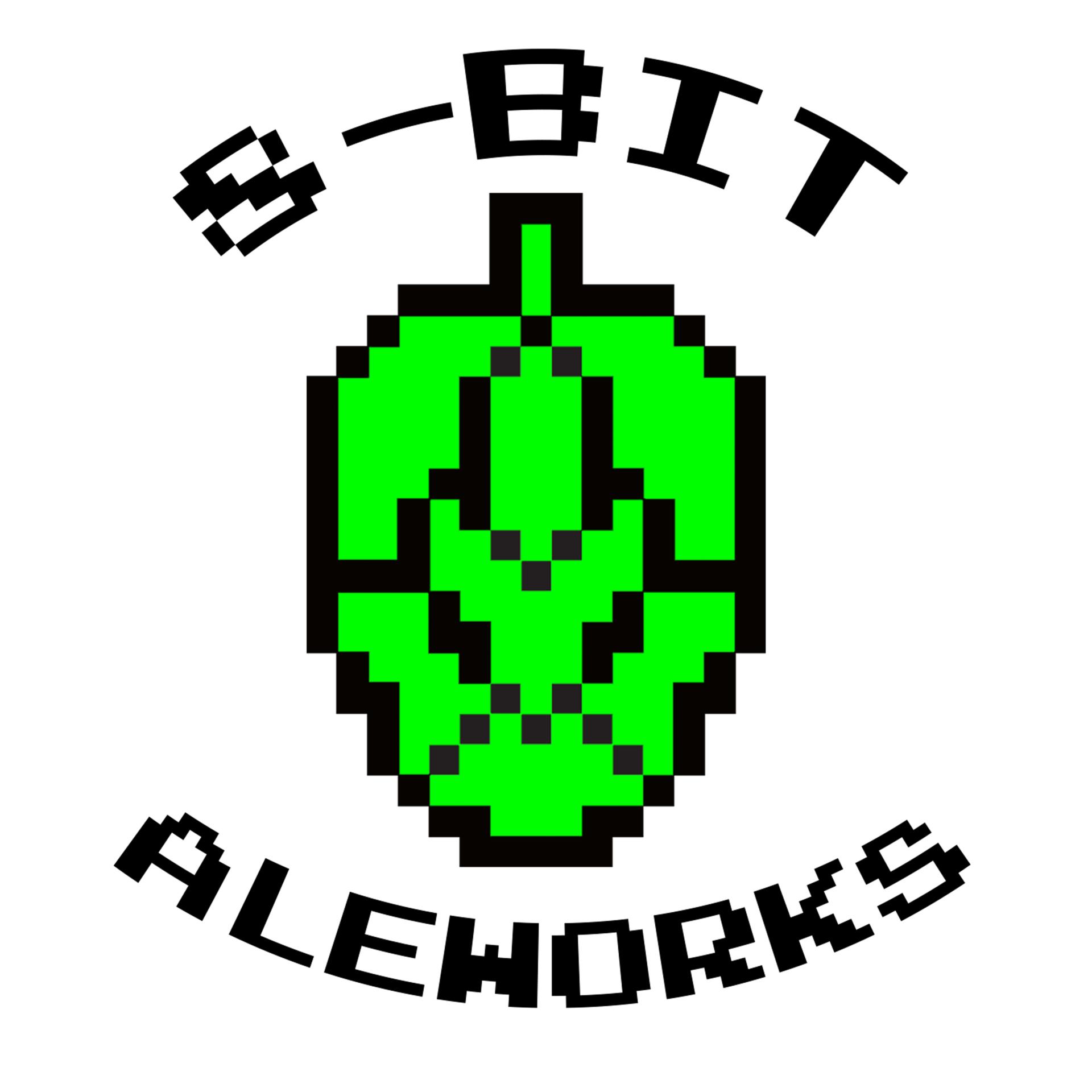 8 Bit Aleworks-Logo