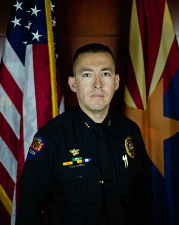 Assistant Chief Espinoza 2014