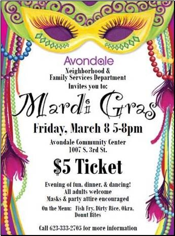MardiGras@SeniorCenter2019