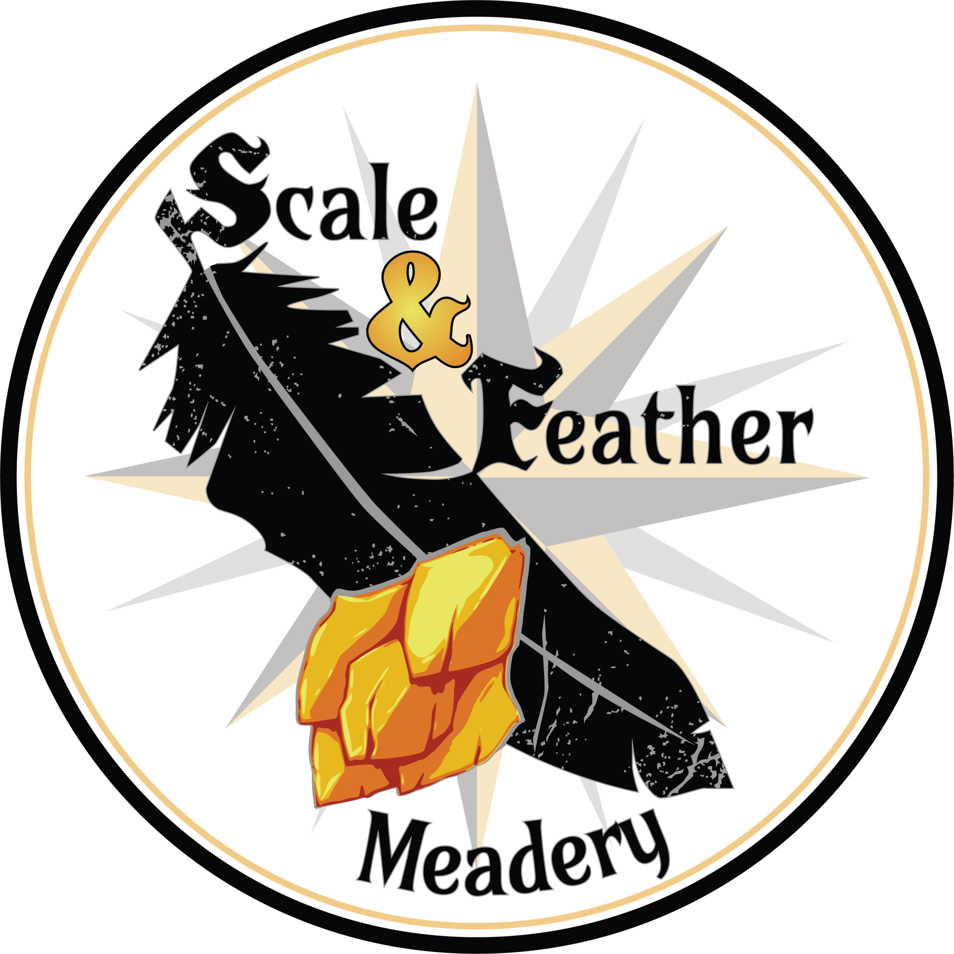 Scale & Feather Logo