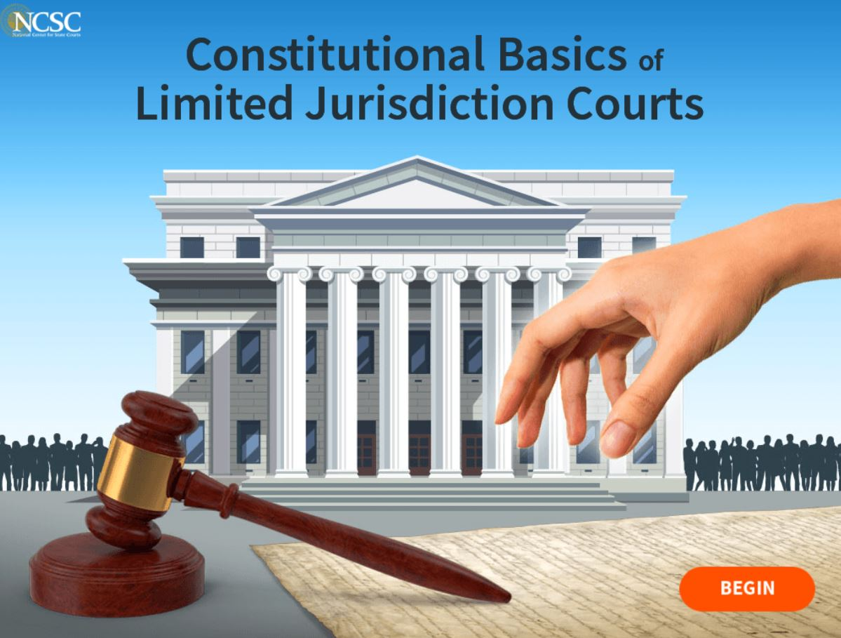 Limited Jurisdiction video image